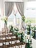 Весільні прикраси залу, фото 2