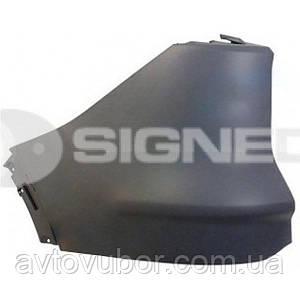 Клык заднего бампера левый Ford Escape 13-- PFD41121AL DV4517A895A