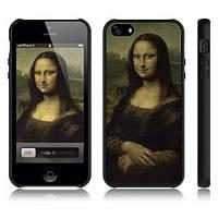 Araree AMY Arts for iPhone 5S/SE - Mona Lisa