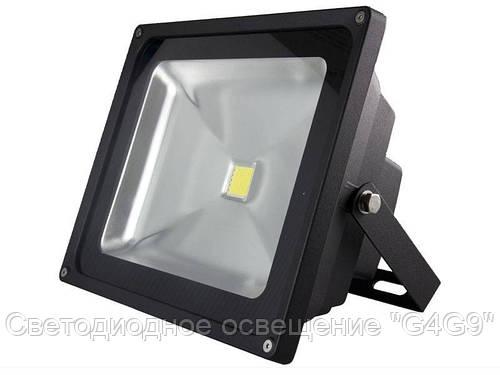Светодиодный прожектор Ultralight PGS 10 черный