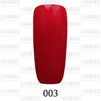 Гель лак Adore №003