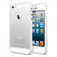 SGP Case Neo Hybrid EX Snow Series Infinity White for iPhone 5/5S/SE (SGP09517)
