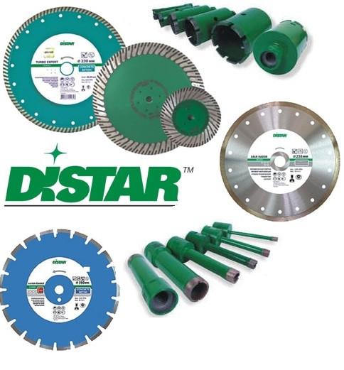 Профессиональная алмазная оснастка (диски, круги, сверла, фрезы) Distar, Baumesser и ADTnS