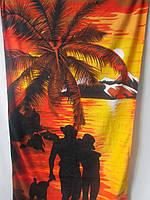 Молодежные пляжные полотенца., фото 1