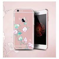Чехол-накладка TOTO TPU case Minions iPhone 7 Tom