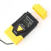 Влагомер и термометр MD-1100 для древисины и строительных материалов