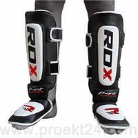 Накладки на ноги, защита голени RDX Leather-S