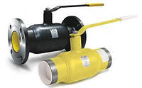 Кран шаровой муфтовый стандартный проход (вода) Ду 15 Ру40 T=-20+200°С