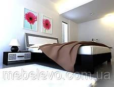 Тумба прикроватная Бася Нова 345х600х365мм Світ Меблів, фото 3