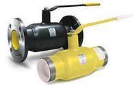 Кран шаровой муфтовый стандартный проход (вода)Ду 32 Ру40 T=-20+200°С