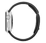 Спортивний ремінець Primo для Apple Watch 38mm / 40mm (S/M 110mm) - Black, фото 3