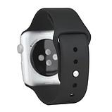 Спортивний ремінець Primo для Apple Watch 38mm / 40mm (S/M 110mm) - Black, фото 4