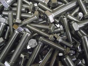 Болты из нержавеющих сталей