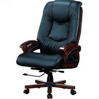 Кресло Ванкувер кожа люкс коричневая
