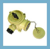 Розетка-выключатель РШВ2-41 судовые переключатели