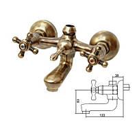 Смеситель для ванны VENEZIA Nostalji 5024901 (Бесплатная доставка Новой почтой)