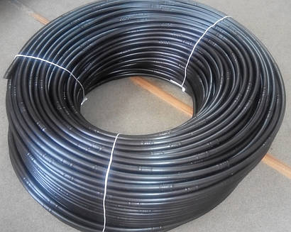 Капельная трубка Evci Plastik 2L  с шагом 25 см от одного метра