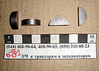 Шпонка коленвала, распредвала Д-240, Д-65