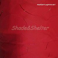 Сетка маскировочная - продуваемый тент, серия DECO. 3*3 м. Красный