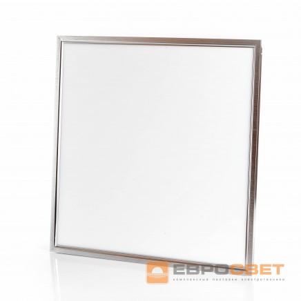 Cветодиодный светильник ЕВРОСВЕТ PANEL 36Вт 600*600мм Холодный белый 6400К