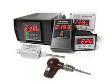 Перетворювачі, вимірювачі температури та ін. фізичних величин