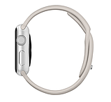 Спортивный ремешок Primo для Apple Watch 38mm / 40mm (S 110mm) Fog, фото 2