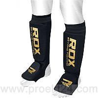 Накладки на ноги, защита голени RDX Soft Black-L