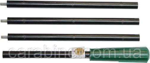 Шомпол из набора походного для чистки охотничьего оружия 12,16,20 калибра (тубус 071612)
