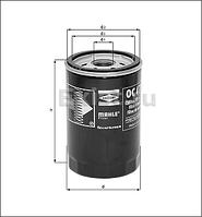 Фильтр масляный Knecht (Mahle Filter)OC 282 аналог OP631
