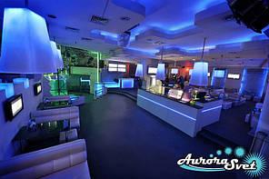 Освещение ночных клубов, караоке