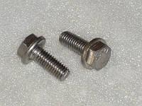 Болт с фланцем М14 ОСТ 37.001.193, DIN 6921 из нержавеющих сталей