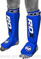 Накладки на ноги, защита голени RDX Soft Blue-M