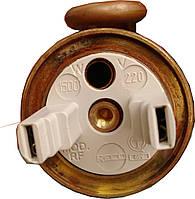 Тэн для бойлера Ariston (Аристон),термекс 1500 Вт, медный ИТАЛЬЯНСКИЙ (ОРИГИНАЛ)