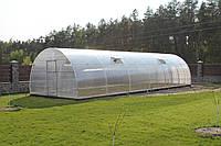 Теплица НОРД 4х6х2,5м с поликарбонатом Greenhouse 6мм