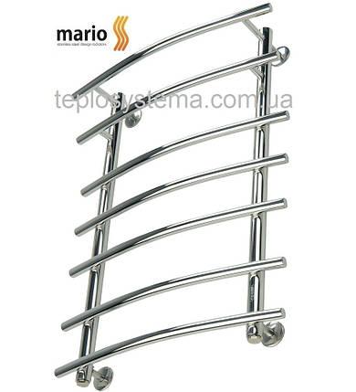 Полотенцесушитель водяной Марио 1200/630/500 (Mario), фото 2