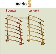 Полотенцесушитель водяній Маріо 700/530/400 (Mario), фото 2