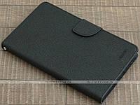 Чехол Mercury Fancy Diary для Samsung Galaxy Tab 3 Lite 7.0 SM-T110, T111, T113, T116 Black