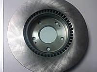 Диск тормозной передний на Hyundai Tucson, Sonata, iX35