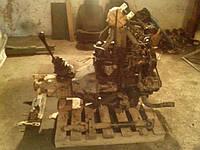 Двигатель дизельный Ford Transit 2.5D Краб для Газель, Газ 69