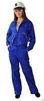 Костюм рабочий д/с брюки и куртка женский или мужской