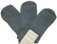 Носки в сетку мужские летние темно-серые