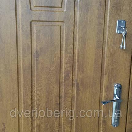 Входная дверь модель П2-186 vinorit-90, фото 2