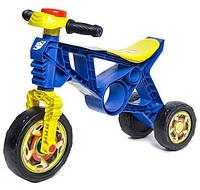 Детский мотоцикл каталка Беговел 171 трехколесный