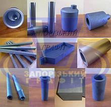 Графит МПГ, АГ-1500, ЭГ, ГЛ-1, тигли, кристаллизаторы, нагреватели, графитовые изделия по чертежам