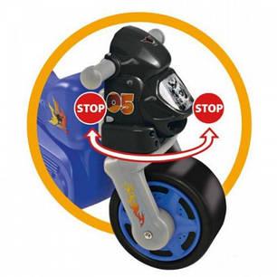 Мотоцикл каталка Big 56331, фото 2