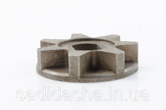 Звездочка для электропилы Einhel ( 7лучей с тарелкой ) Einhel