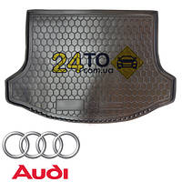 Коврик в багажник для AUDI Q3 (2011-...), (Avto-Gumm), Ауди КЮ3