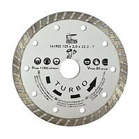 Алмазный диск по бетону, камню Spitce 22-805 Turbo 115 мм (22-805)