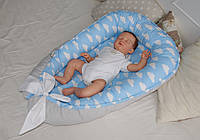 Гнездышко-кокон для новорожденных BabyNest, фото 1