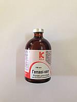 Гепавікел 100мл вітамінний препарат, гепатопротекторна формула для тварин